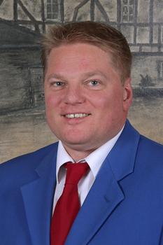 1. Säckelmeister  Andreas Grohs