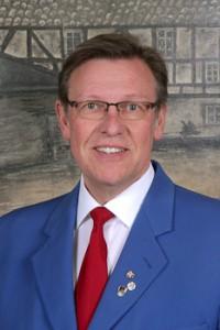 1. Protokollarius Harald Borchert