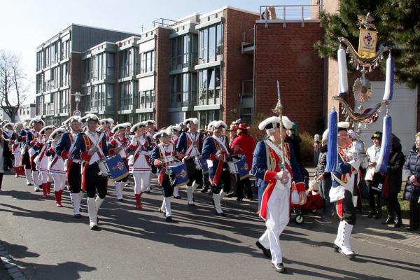 Karnevalszug Meckenheim