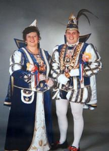 1997 / 1998 - Prinz Christian I. (Kerzmann) & Iris I. (Kerzmann)