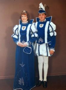 1977 / 1978 - Prinz Hans II. (Mandt) & Prinzessin Irmgard I. (Mandt)