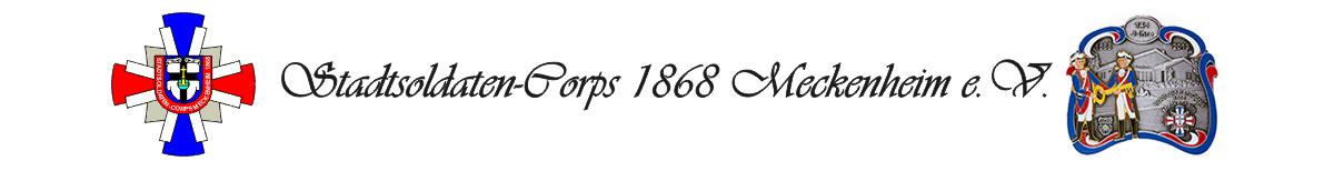 Stadtsoldaten-Corps 1868 Meckenheim e.V.