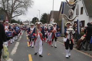 07.02.2016 - Karnevalszug Meckenheim