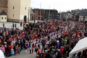 26.02.2017 - Meckenheimer Karnevalszug